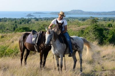 Horse riding in Nosy Be