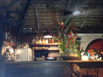 baobab restaurant nosy be