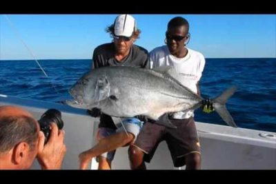 Sport Fishing in Nosy Be