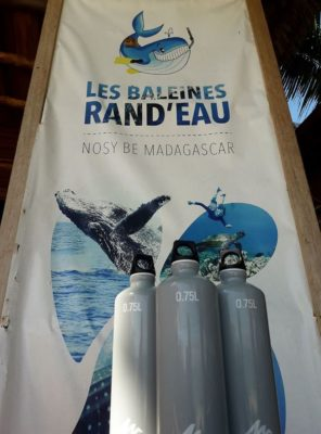 Excursion à Nosy Br avec Baleines Rand'eau