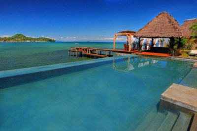 Heure Bleue, luxury hotel in Nosy Be