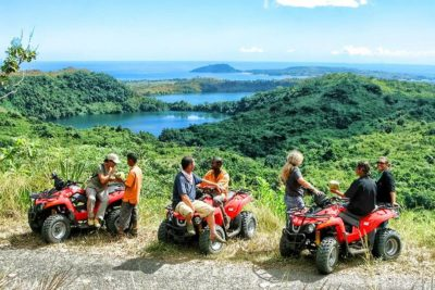 Quad ride in Nosy Be