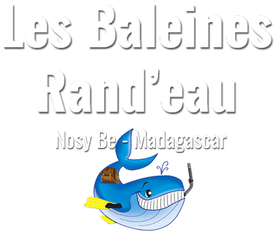 Whales logo rand & #039; water