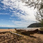 plage Rand'eau Palmée Tanikely / Sakatia